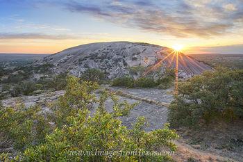 Enchanted Rock September Sunset 1
