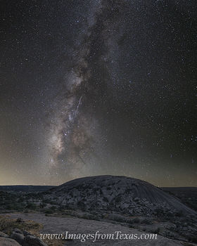 Milky Way,Texas HIll Country,Enchanted Rock,Texas Landscapes,Texas at night,Texas nightscapes,hill country prints,hill country images
