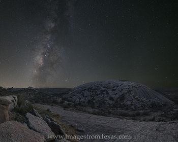 Enchanted Rock under the Milky Way 93