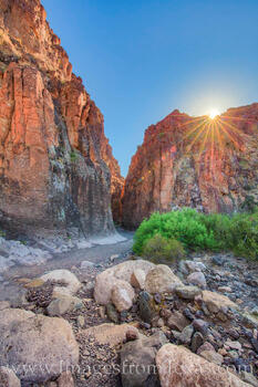 Closed canyon, big bend ranch, hiking, texas hikes, texas trails, sunburst, Colorado mesa