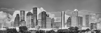 houston skyline panorama,houston panorama image,houston skyline images,houston skylines,houston texas,houston tx,houston texas images,h houston skyline prints,black and white photos
