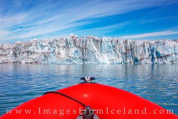 Facing Breiðamerkurjökull Glacier 1