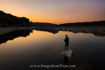 Fly Fishing in the Texas HIll Country 1