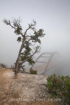 Fog at the 360 Bridge 5