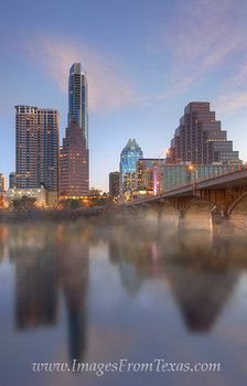 congress bridge austin,downtown austin,lady bird lake,zilker park,austonian,frost tower,austin in january