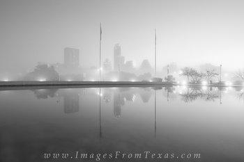 austin black and white images,texas images,austin skyline,black and white