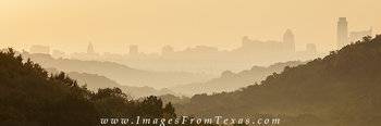 austin skyline panorama,downtown Austin,Texas