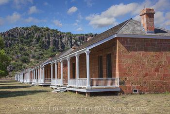 Fort Davis Officer's Barracks 1