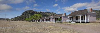 Fort Davis National Historic Site Panorama 2