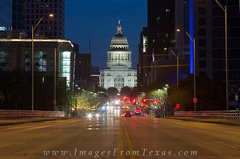 From Congress Ave to the State Capitol 3