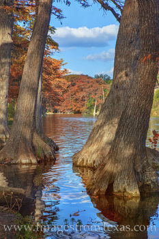 garner state park, autumn colors, fall colors, autumn prints