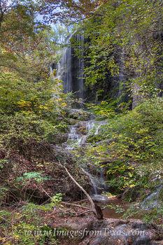 Gorman Falls at Colorado Bend State Park 1