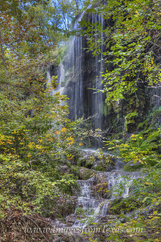 Gorman Falls at Colorado Bend State Park 2