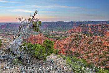 caprock canyons state park, caprock canyons, haynes ridge overlook, haynes ridge trail, west texas, texas prints, caprick prints