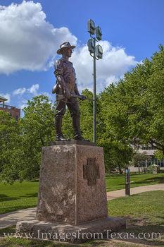 Hiker-Spanish American War Monument 1