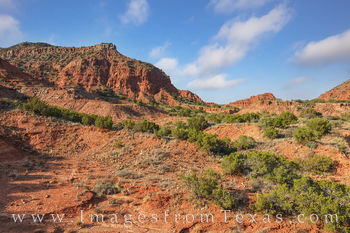 Hiking in Caprock Canyons 108-2
