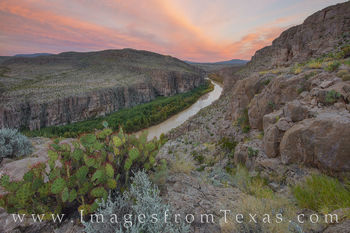 hot springs canyon, hot springs trail, sunrise, big bend national park, rio grande, texas mexico border, border, cacti