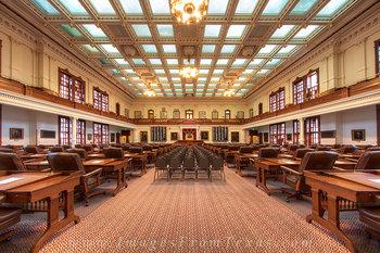 House of Representatives - Texas Capitol