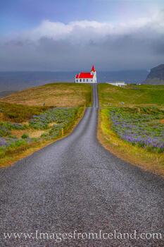 Ingjaldshólskirkja, West Iceland