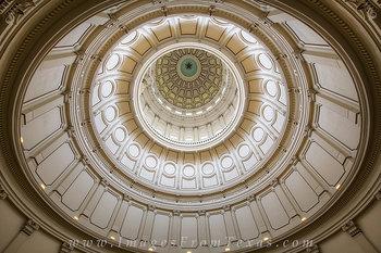 Interior Dome - Texas Capitol 1