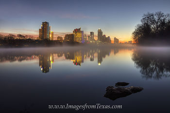 austin skyline images,downtown austin,downtown austin texas,austin photos,lady bird lake,lou neff point,austin sunrise