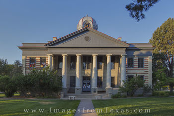 Jeff Davis County Courthouse 1