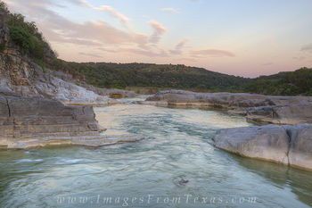 June Evening at Pedernales Falls 2
