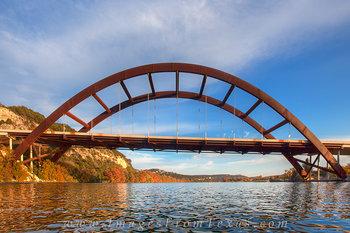 Kayaking under the 360 Bridge 3