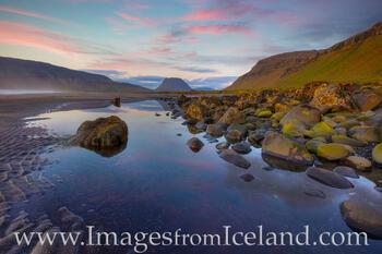 Kirkjufell Mountain from the Black Sands 1