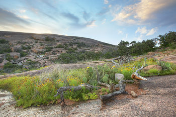 Landscapes of the Texas Hill Country 1