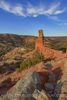 the Lighthouse, palo duro canyon, lighthouse trail, afternoon, hike, explore, panhandle, canyon