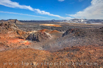 Leirhnjúkur Lava Field near Mývatn 1