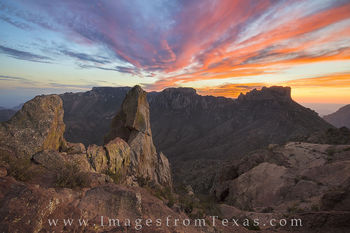 lost mine trail, big bend national park, big bend images, texas national parks, sunset, hiking texas, texas hikes, chisos mountains, juniper canyon