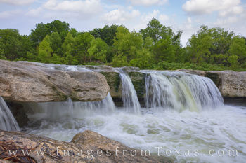 mckinney falls, lower falls, waterfall, state park