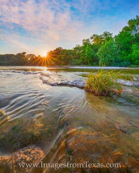 lower falls, onion creek, mckinney falls, austin, texas state parks, summer, sunset, evening, waterfall, cascade