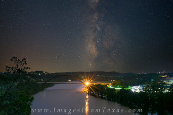 pennybacker bridge,austin at night,360 bridge at night,pennybacker bridge prints