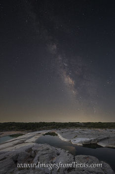 texas hill country images,pedernales river,pedernales falls,texas landscapes,milky way,milky way images