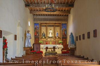 Mission San Juan Capistrano Chapel 1230-1
