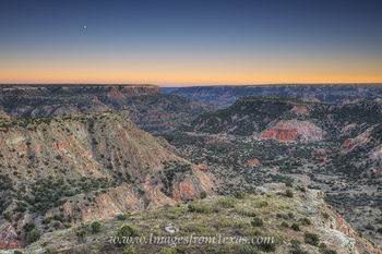 palo duro canyon,texas canyon,texas landscapes,texas moonrise,texas icons,palo duro canyon images,texas prints,texas panhandle images