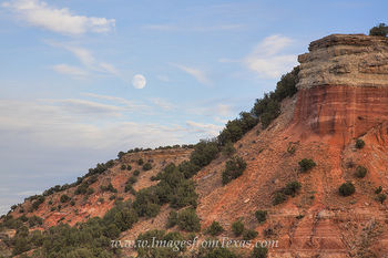 palo duro canyon,texas landscapes,moonrise over texas,texas images,texas canyon