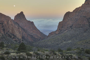 big bend national park, the window, chisos mountains, texas national parks, texas landscapes, texas tourists, texas hikes, moon
