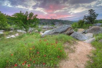 Morning Trail 2 - Pedernales Falls