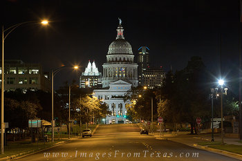 texas state capitol prints,austin state capitol images,austonian,frost tower,austin texas photos