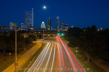 austin cityscape,austin at night,austin night images,austin texas photos