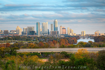 November Afternoon in Austin, Texas 1