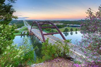 October Blooms at the 360 Bridge
