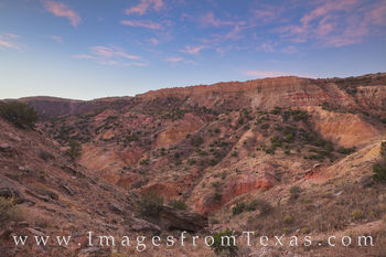 palo duro canyon, texas canyons, texas state parks, texas hiking, hiking texas, texas secrets, texas landscapes, canyon, amarillo, state parks, morning, sunrise, canyon rim
