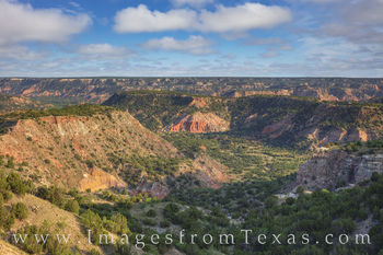palo duro canyon, afternoonm summer, canyon, west texas, panhandle, amarillo, coulds, overlook