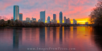 lou neff point pano,austin skyline from lou neff,austin skyline pano,austin skyline prints,lady bird lake panorama