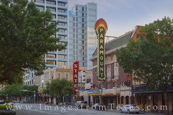 Paramount Theater - Austin, Texas 1